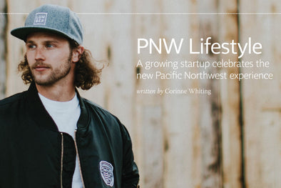 PNW Lifestyle. A growing startup celebrates the new Pacific Northwest experience, 1889 Magazine