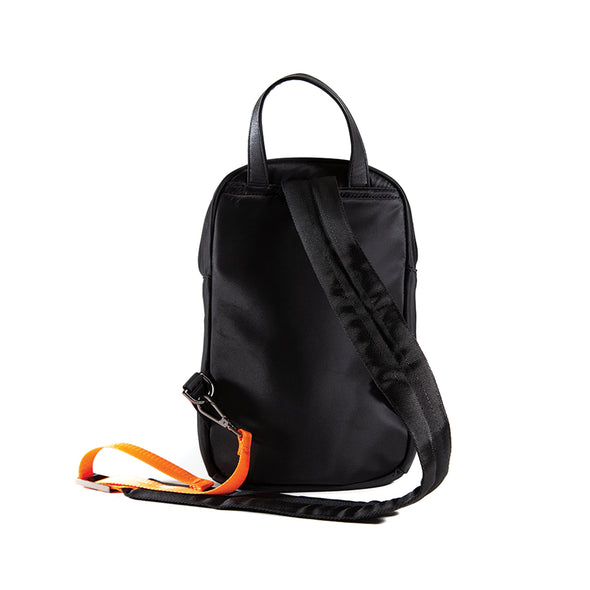LumberUnion black bag -discovery daybag back
