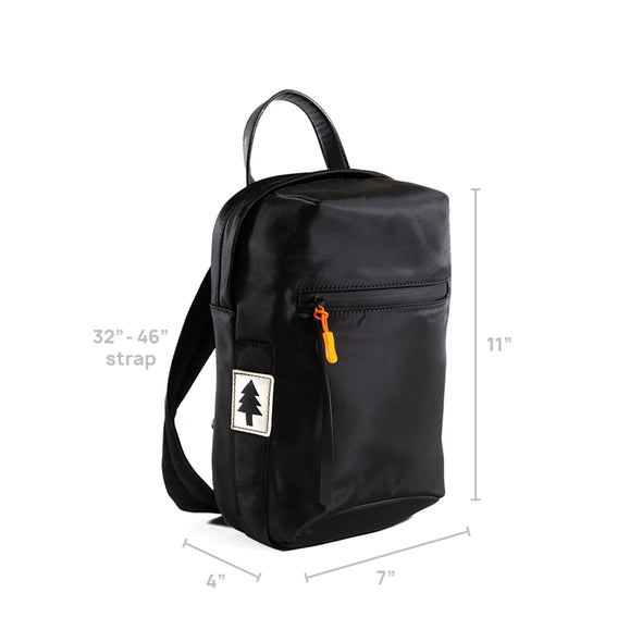 LumberUnion bag - discovery daybag dimension