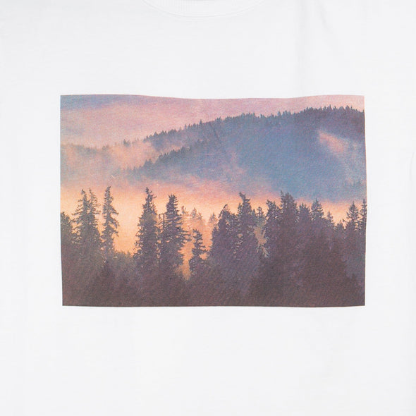 LumberUnion short sleeve graphic tee - scene it all close up