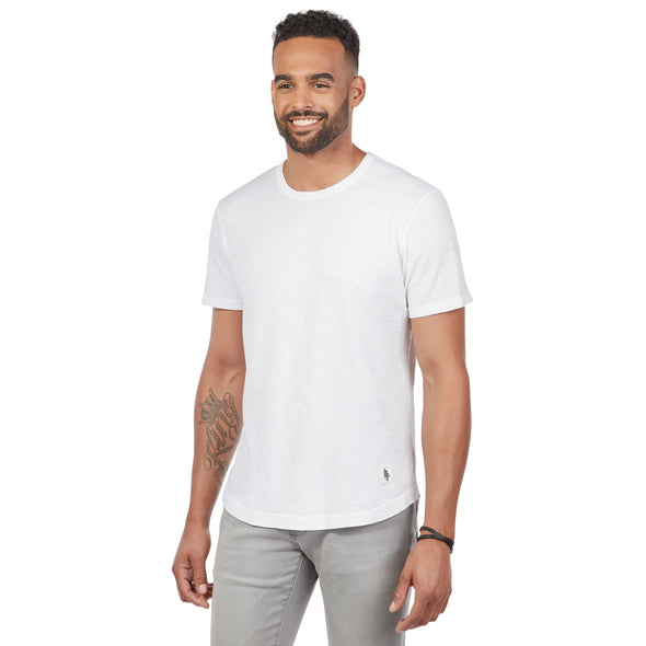 Men's Short-Sleeve Cotton Tee