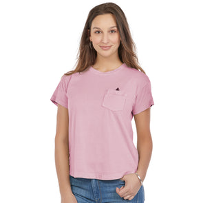 Women's Short-Sleeve Graphic Cotton Tee