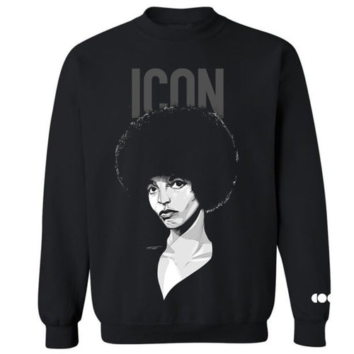 Icon Angela Davis Sweatshirt