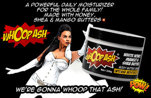 WHOOP ASH Body Butter