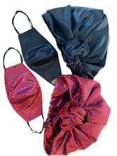 Grace Turban & Mask Set