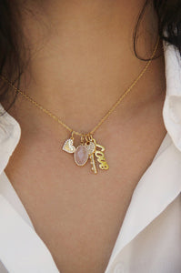 Love to Love Charm Necklace