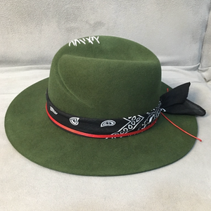 Mean Green Fedora