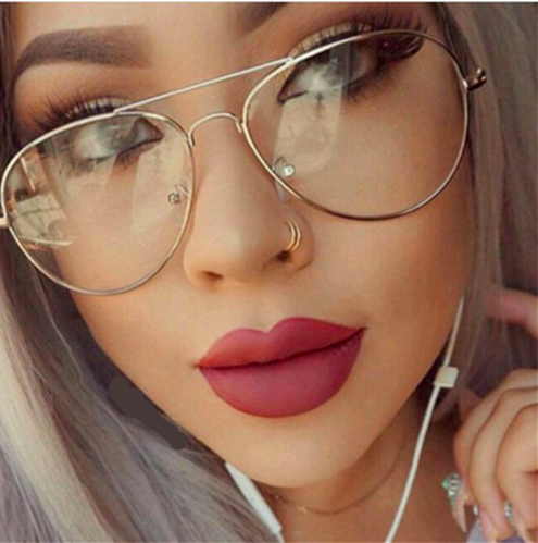Thick Frame Old School Sunglasses