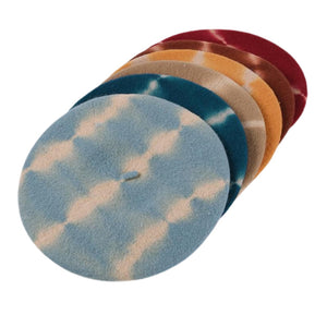 Wool Tie Dye Beret (more colors)