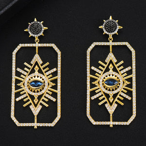 Turkish Delight Statement Earrings