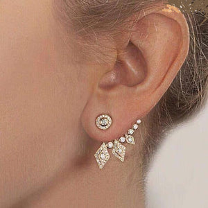 Diamond Play Studs