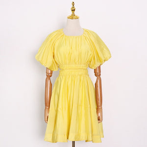 Sweet-Petit Peep Dress (more colors available)