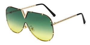 "Pilot ""V"" Sunglasses (more colors)"