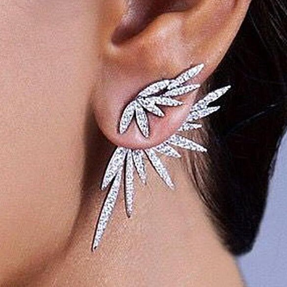 Angel Lightening Earrings