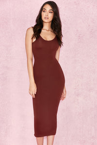 Tanked Dress (more colors available)