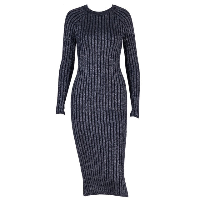 Bling Knit Dress