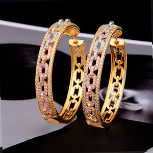 Luxury Wedding Hoops