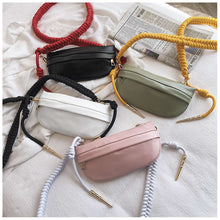 Braided Sling Bag