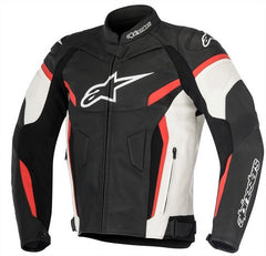 Jaqueta alpinestars t-gp plus air v2 couro