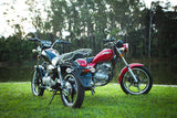 Moto Haojue CHOPPER ROAD 150