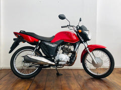 Honda Cg 125 Fan Ks 2014 - Unico Dono