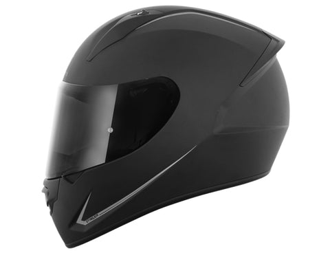 Capacete MT Stinger Pole Matt - Solid Black