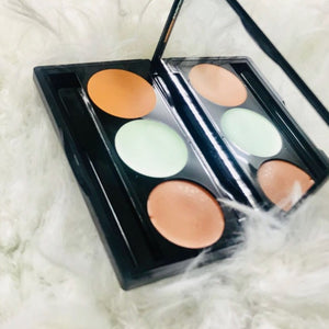 Colour Correct - Skin Seal - Blur & Contour Cream Palette