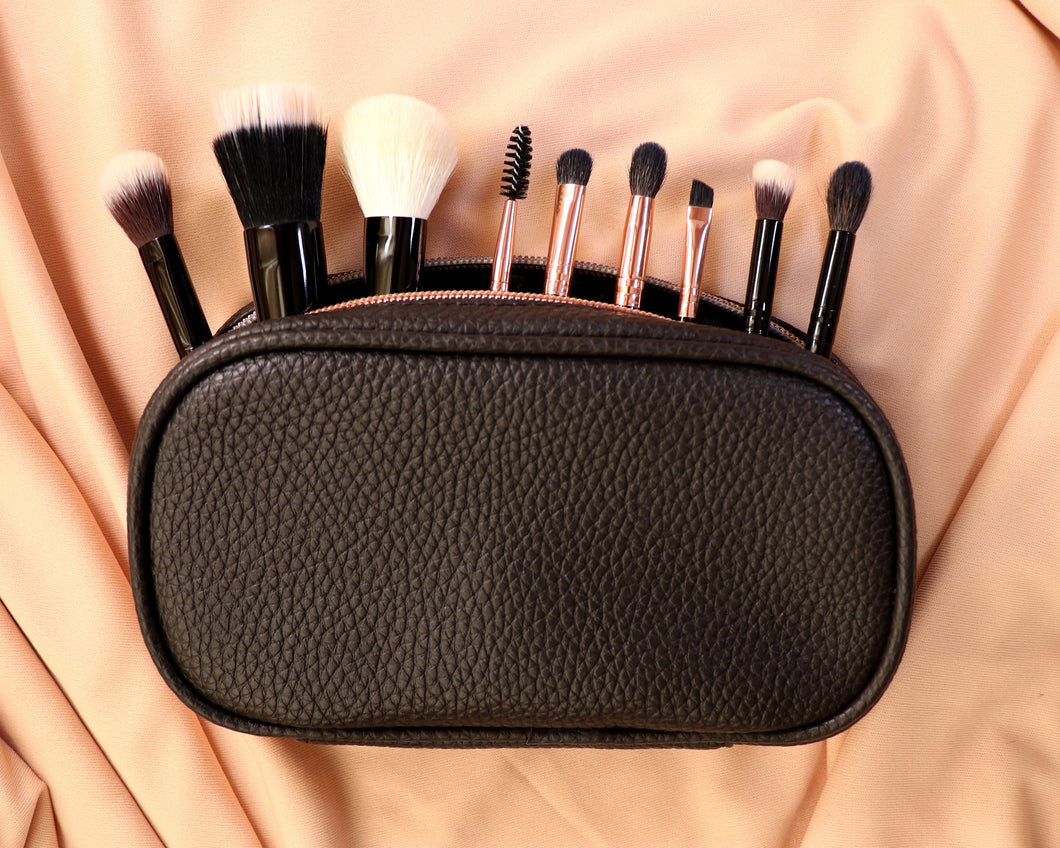 """On the Go"" Travel Makeup Brush collection Bundle"