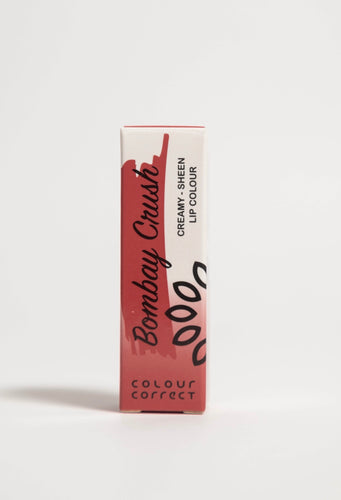 Bombay Crush - Cream Sheen Lip Colour
