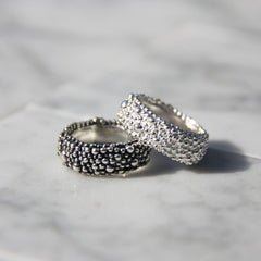 Darius Collection Band Ring