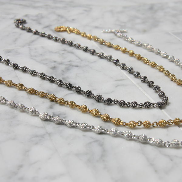 Xerxes Collection Beaded Necklace