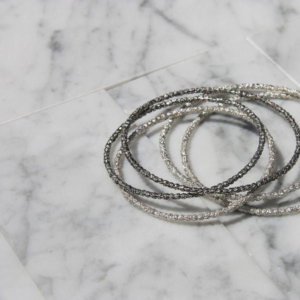 Brûlée Collection Mini Bangle
