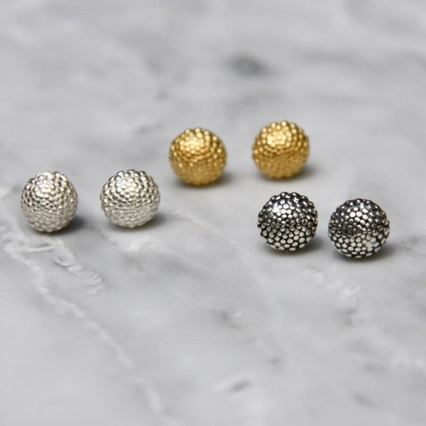 Xerxes Collection Stud Earrings on Post