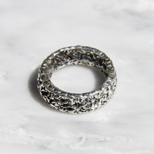 Asphalt Collection Phat Band Ring