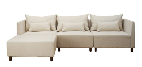 Senator Large Right Sectional Sofa