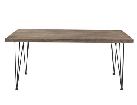 Bo Large Wood Dining Table