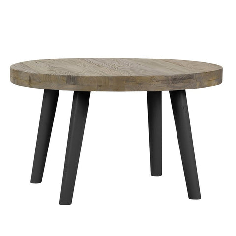 "Alva 30"" Round Wood Coffee Table"
