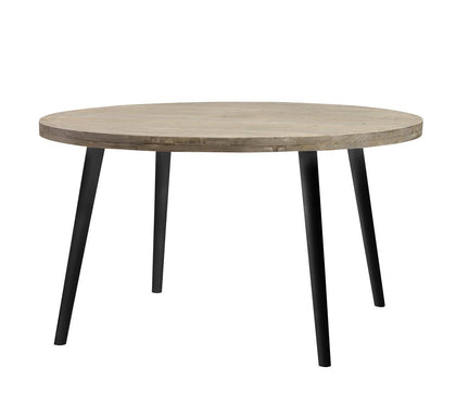 "Tuve Large 51"" Round Wood Dining Table"