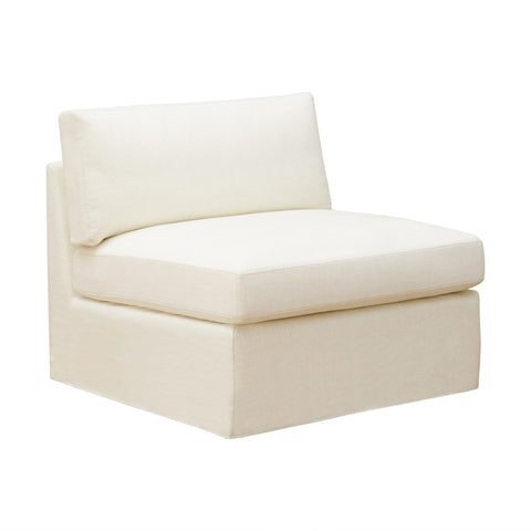 Broome Deep Lounge Chair with Ottoman