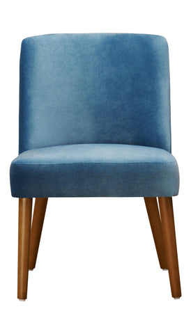 Mido Solid Wood Dining Chair