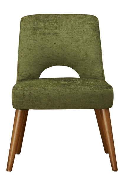 Modena Solid Wood Upholstered Dining  Chair
