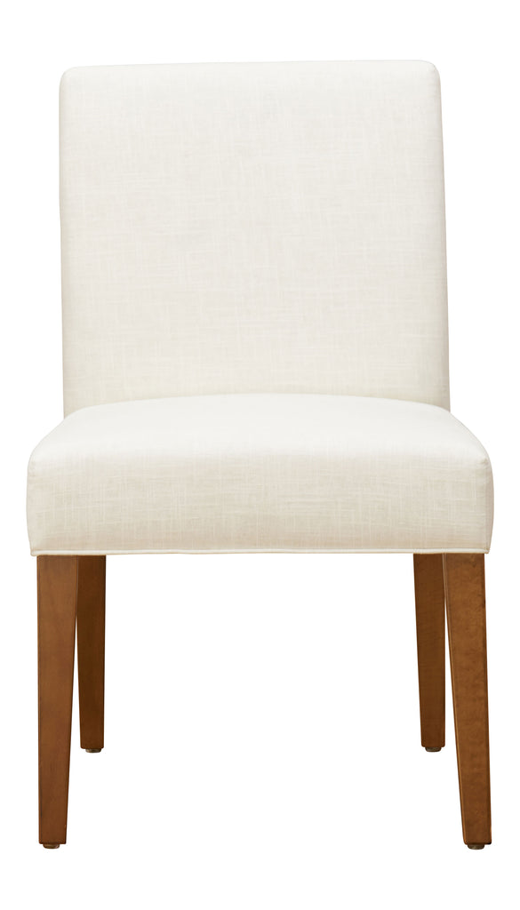 Ease Solid Wood Upholstered Dining Chair