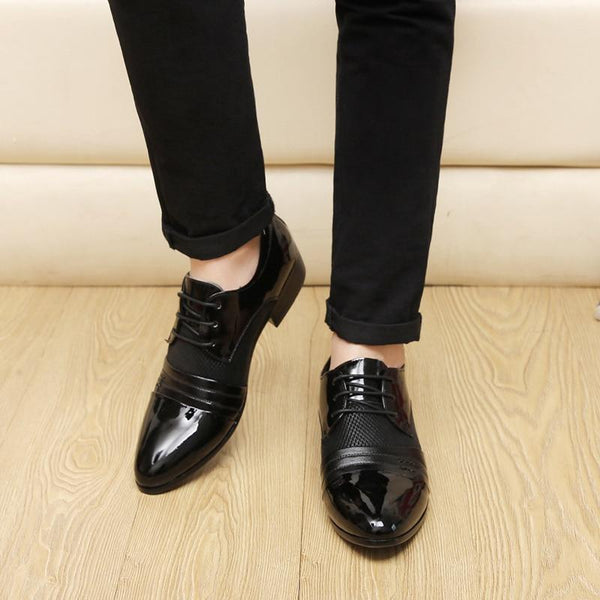 Men's Leather Dress/Business Oxfords