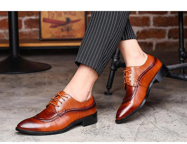 Men's Fashion Oxfords
