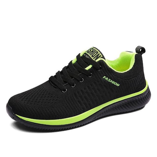 Men's Breathable Lace Up Sneakers