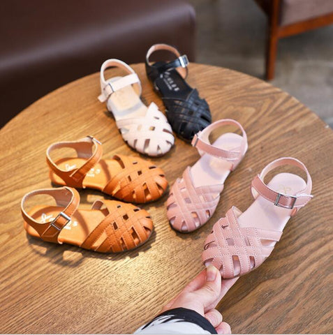 Girl's Soft Summer Sandals