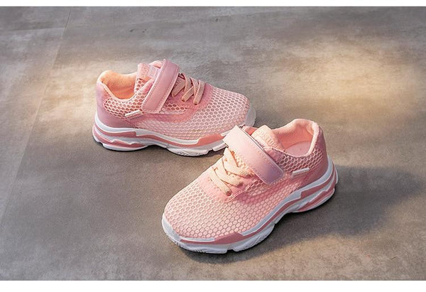 Children's Breathable Athletic/Hiking Shoes