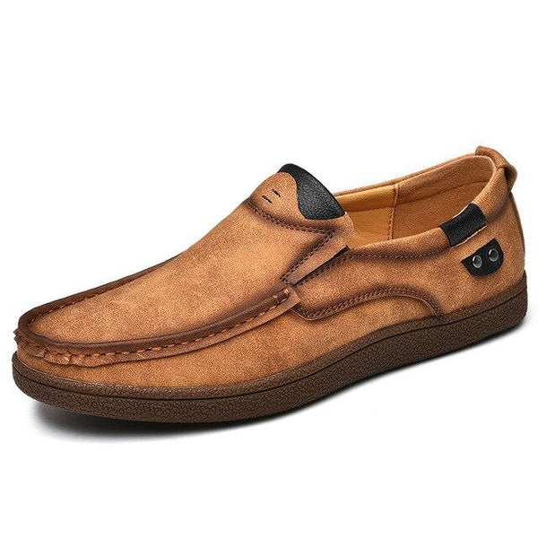 Men's Stylish Leather Loafers