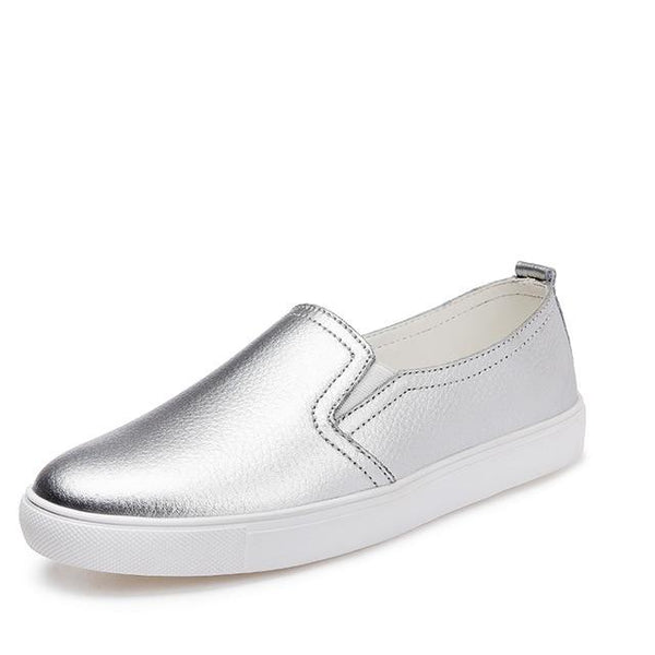 Women's Solid Color Loafers/Flats