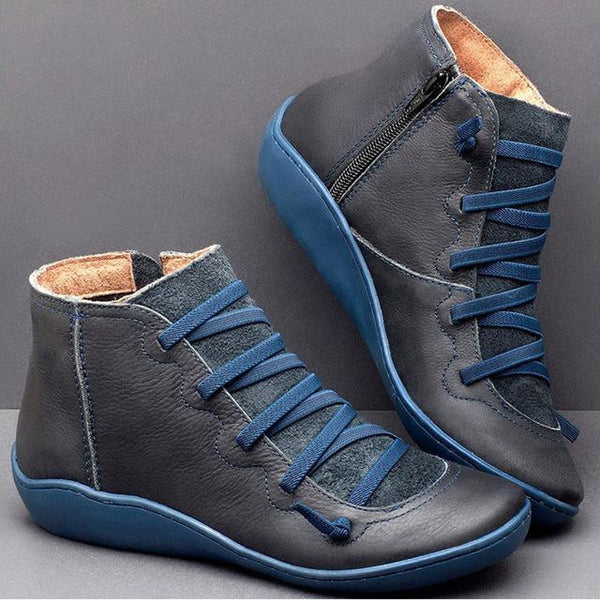 Women's Strappy Ankle Boots